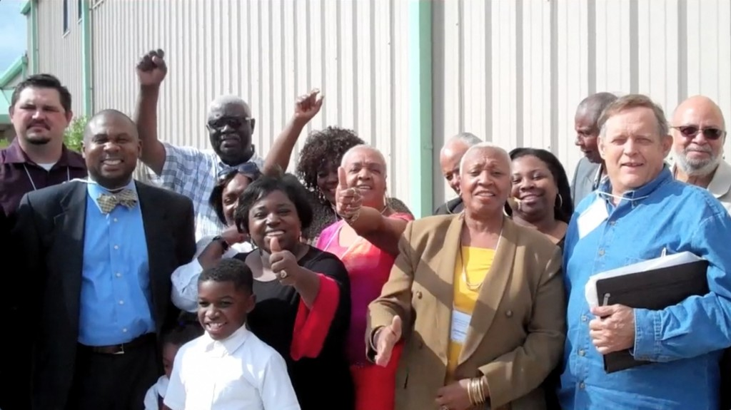 Message from  Justice Leadership Summit participants in Mobile, Alabama ...